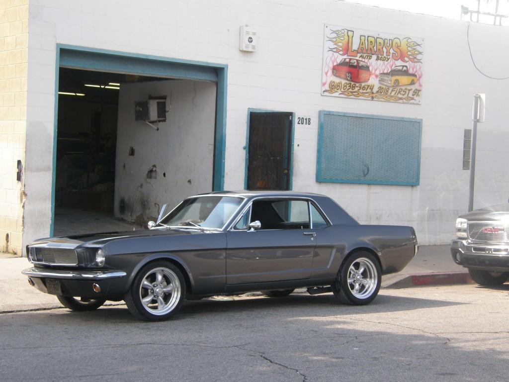 Auto Body San Fernando CA